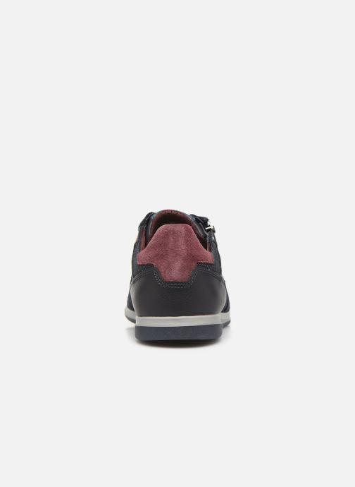 Sneakers Geox U RENAN Blauw rechts