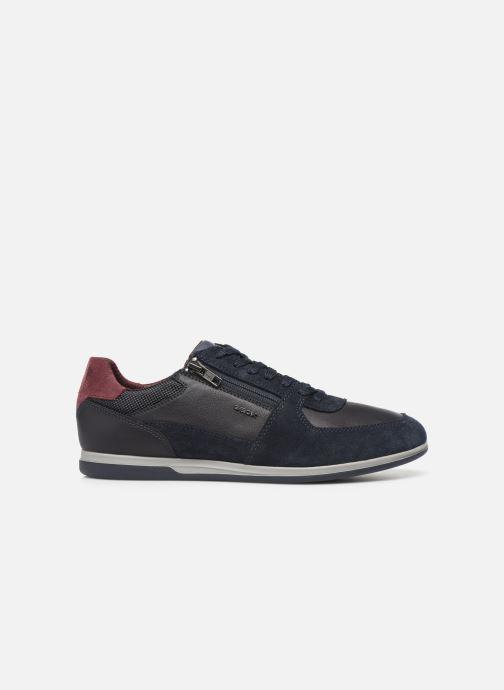 Sneakers Geox U RENAN Blauw achterkant