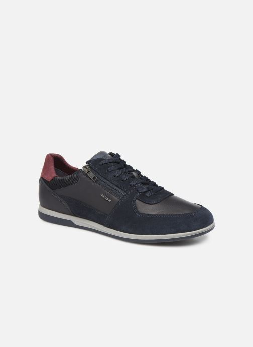 Trainers Geox U RENAN Blue detailed view/ Pair view