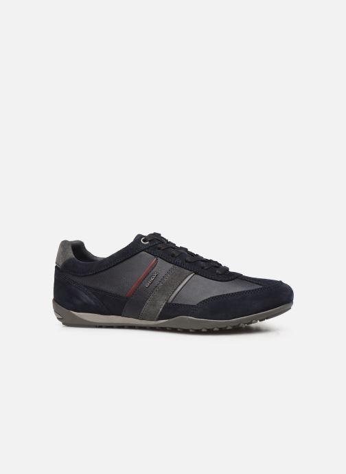 Sneakers Geox U WELLS Azzurro immagine posteriore