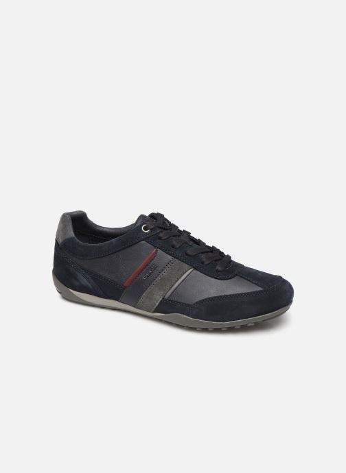 Sneaker Geox U WELLS blau detaillierte ansicht/modell