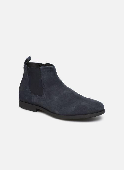 Ankle boots Geox U KASPAR Blue detailed view/ Pair view