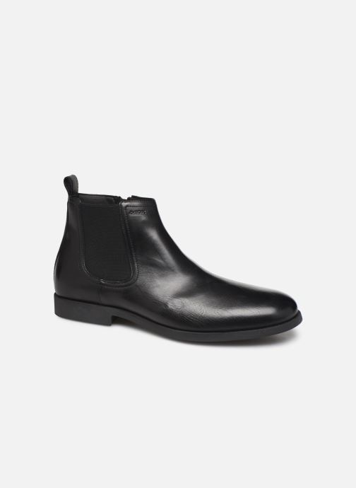 Ankle boots Geox U KASPAR Black detailed view/ Pair view
