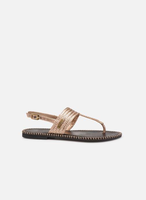 Sandalen Les Tropéziennes par M Belarbi Opper gold/bronze ansicht von hinten