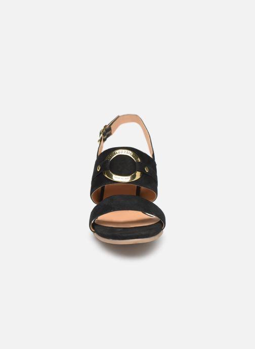 Sandals Les Tropéziennes par M Belarbi Olalia Black model view