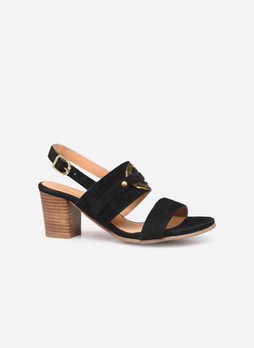 Sandals Les Tropéziennes par M Belarbi Olalia Black back view