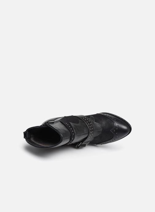 Stiefeletten & Boots Mustang shoes Salma schwarz ansicht von links