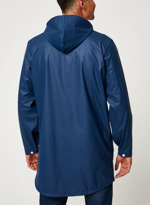 Kleding Tretorn Wings Rainjacket M C Blauw model