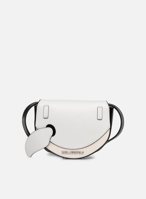 Wallets & cases Karl Lagerfeld NYLON BUMBAG IKONIK Black front view