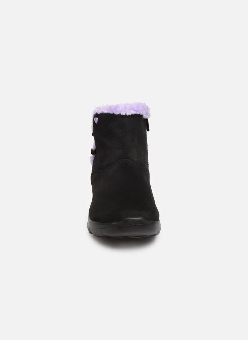 Stiefeletten & Boots Skechers Go Walk Joy /Bowrific schwarz schuhe getragen