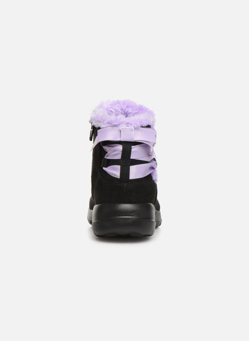 Stiefeletten & Boots Skechers Go Walk Joy /Bowrific schwarz ansicht von rechts