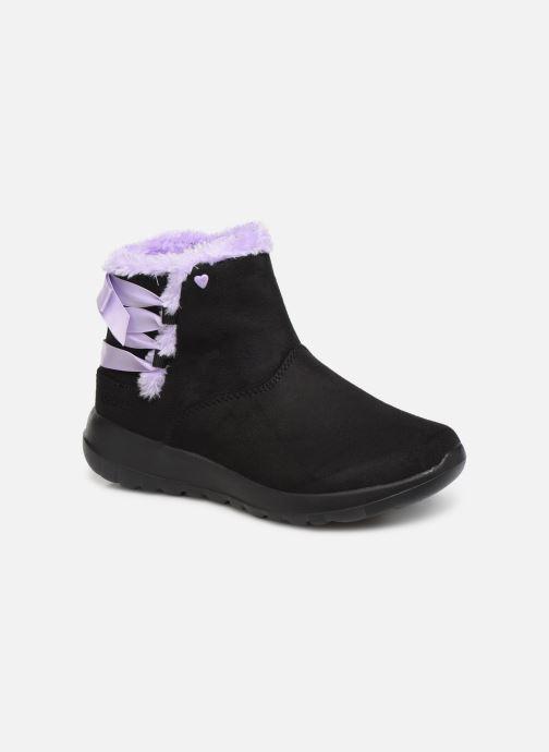 Stiefeletten & Boots Skechers Go Walk Joy /Bowrific schwarz detaillierte ansicht/modell