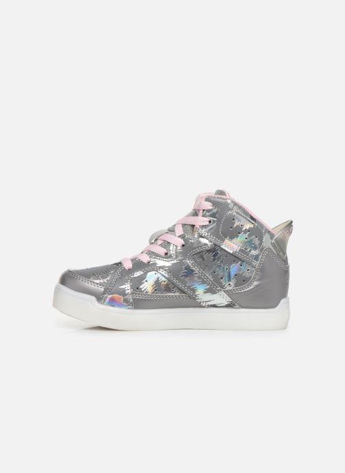 Sneaker Skechers E-Pro/Reflecti-Fab silber ansicht von vorne