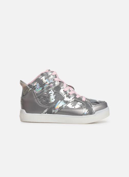 Sneaker Skechers E-Pro/Reflecti-Fab silber ansicht von hinten