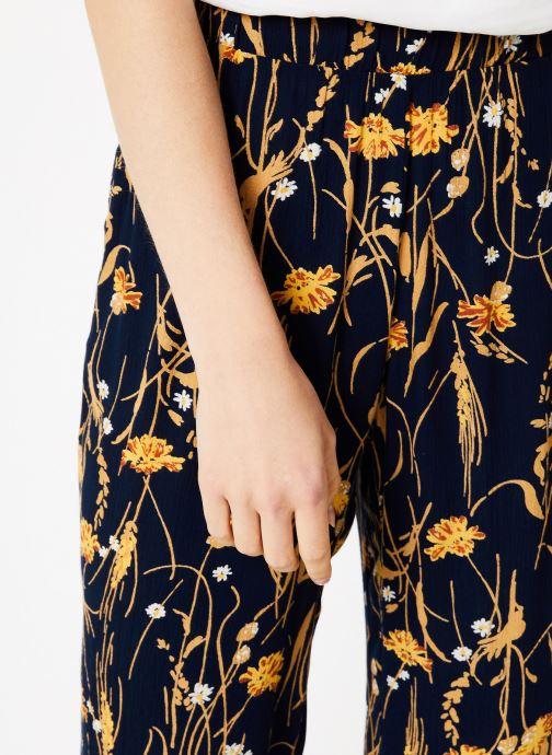 Vêtements Vila Vialeta Pants Bleu vue face