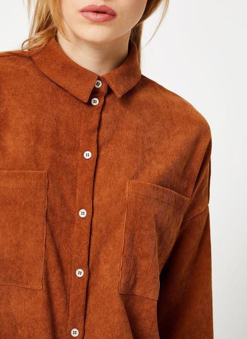 Vila Chemise - Vieran Shirt (Marron) - Vêtements chez Sarenza (407873) qFw66
