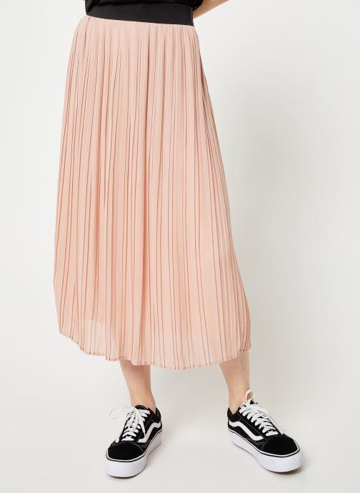 Vêtements Vila Vitysha Plisse Skirt Rose vue détail/paire