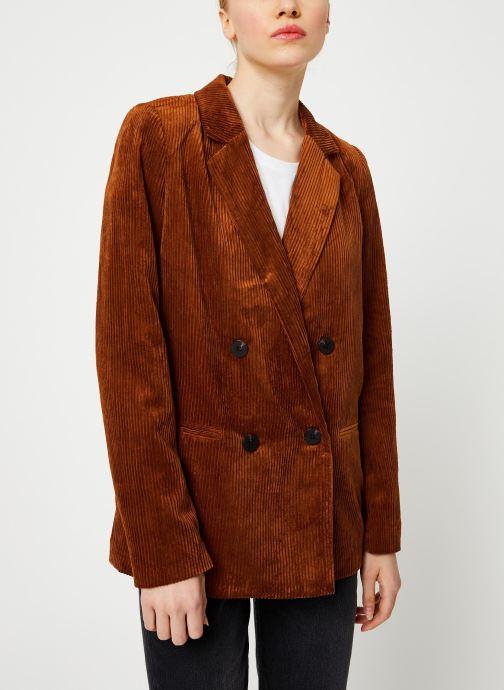 Vêtements Vila Viamara Blazer Marron vue détail/paire