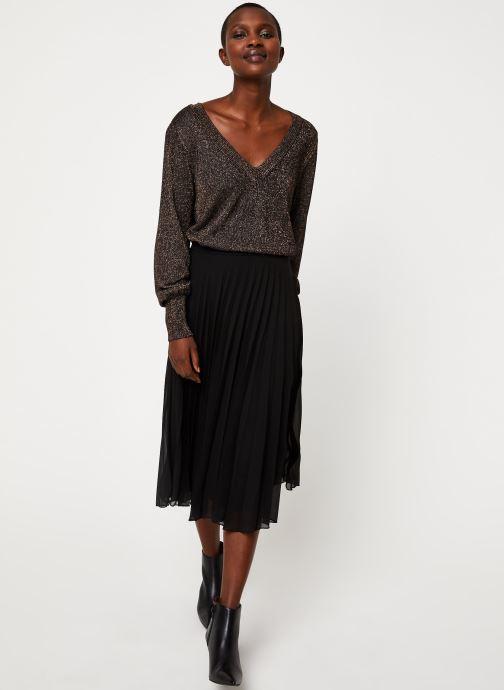Vêtements Vila Viklano Knit Noir vue bas / vue portée sac