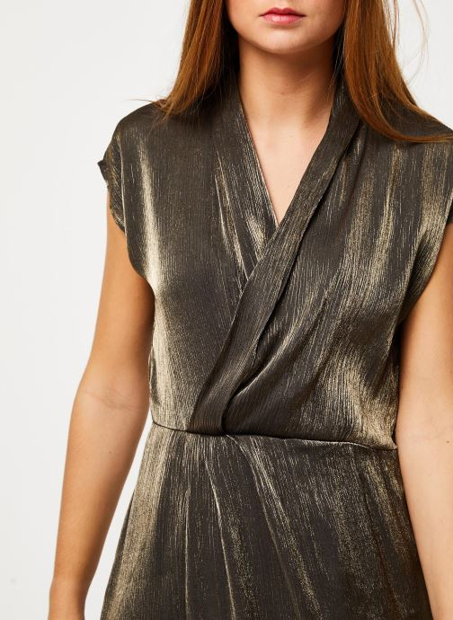 Vêtements Vila Viblinga Dress Noir vue face