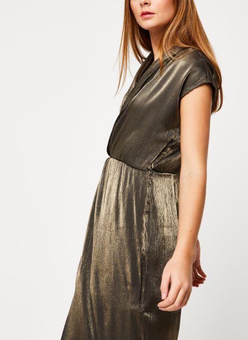 Vêtements Vila Viblinga Dress Noir vue droite