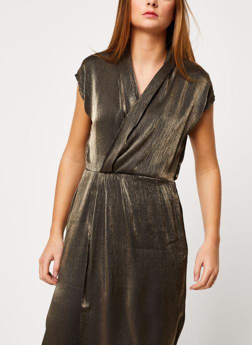 Vêtements Vila Viblinga Dress Noir vue détail/paire
