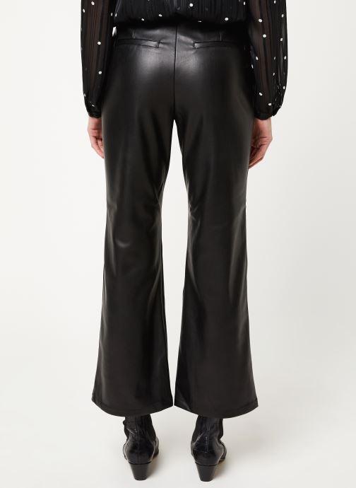 Vêtements Vila Vipen Pants Noir vue portées chaussures