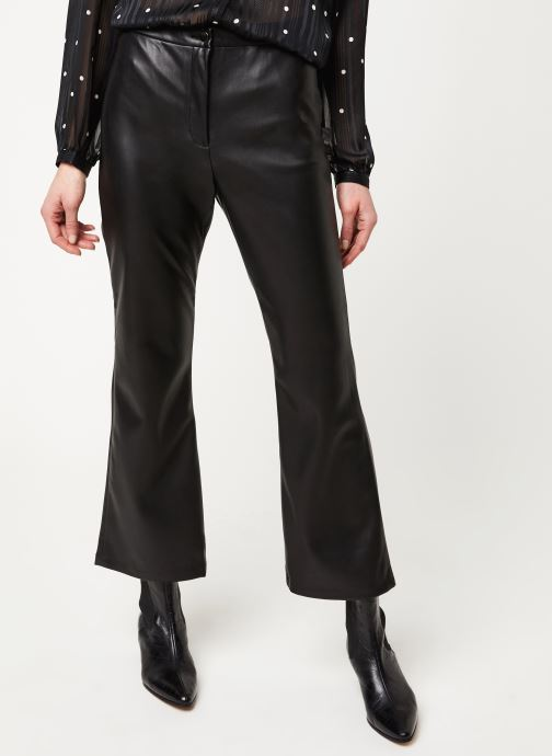 Vêtements Vila Vipen Pants Noir vue détail/paire