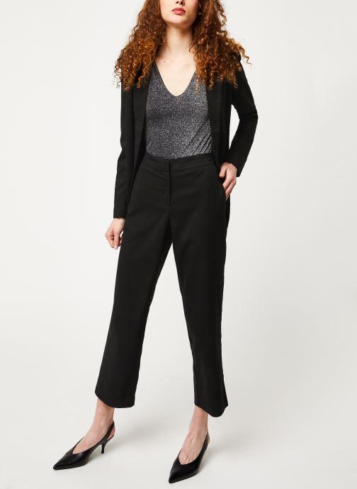 Vêtements Vila Viissey Body Noir vue bas / vue portée sac