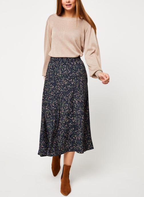 Vêtements Y.A.S Yaslandy Hw Midi Skirt Noir vue bas / vue portée sac