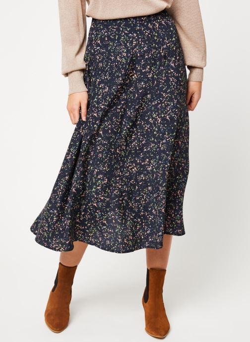 Vêtements Y.A.S Yaslandy Hw Midi Skirt Noir vue détail/paire