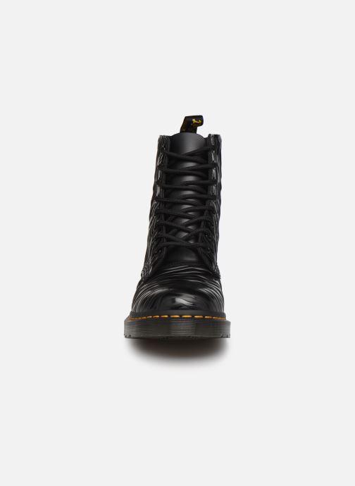 Bottines et boots Dr. Martens 1460 Pascal W Noir vue portées chaussures