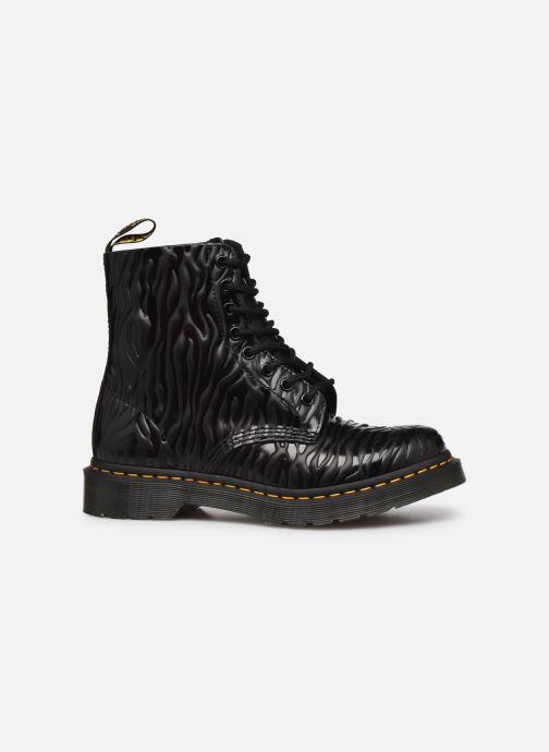 Bottines et boots Dr. Martens 1460 Pascal W Noir vue derrière