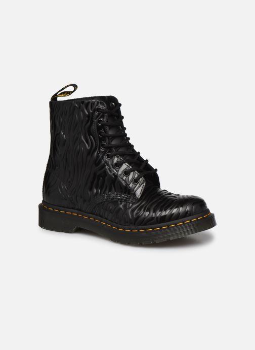 Bottines et boots Dr. Martens 1460 Pascal W Noir vue détail/paire