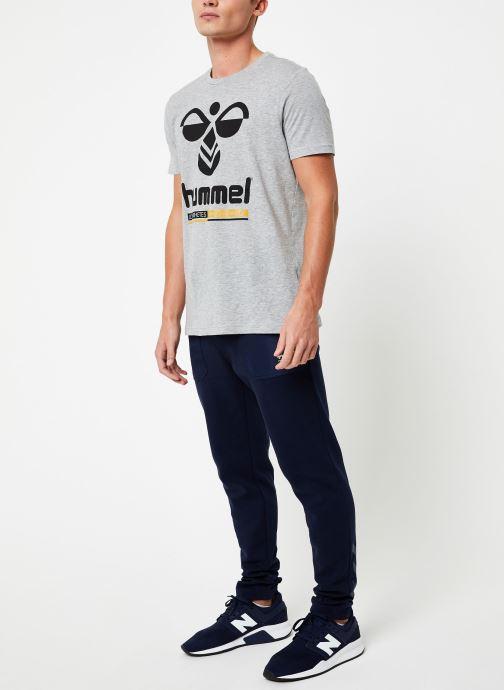 Vêtements Hummel Hmlhydra Pants Bleu vue bas / vue portée sac