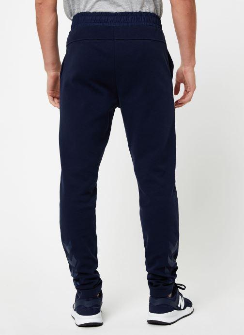 Vêtements Hummel Hmlhydra Pants Bleu vue portées chaussures