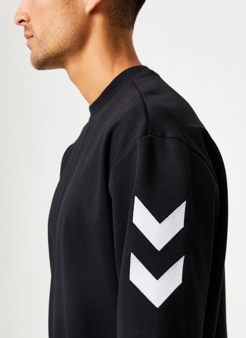 Vêtements Hummel Hmlclaes T-Shirt Ss Noir vue face