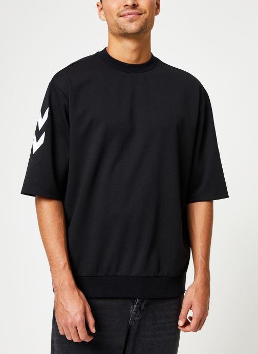 Vêtements Hummel Hmlclaes T-Shirt Ss Noir vue détail/paire