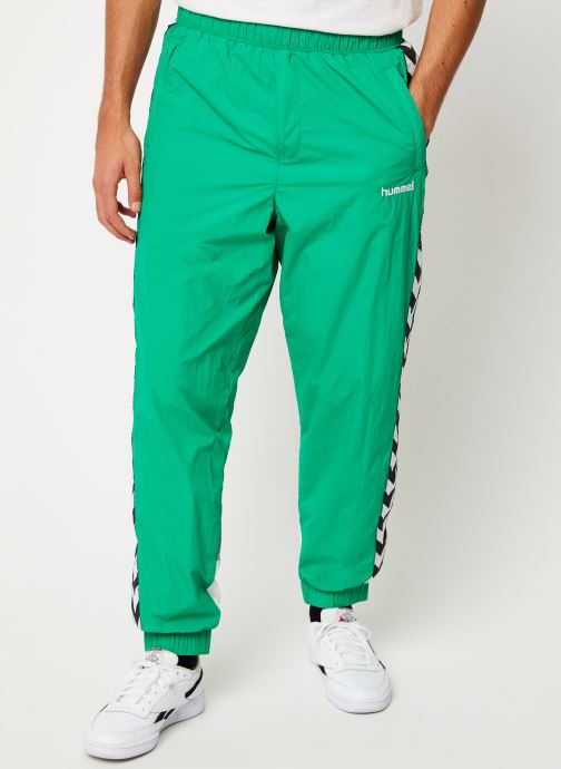 Vêtements Hummel Hmlchristian Pants Vert vue détail/paire