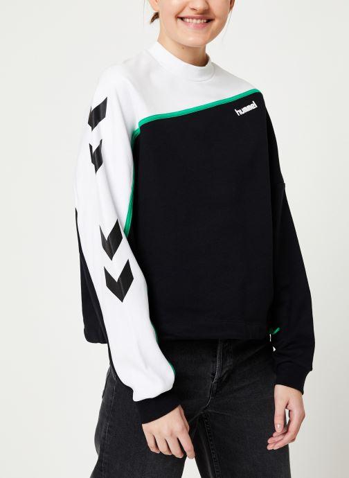 Vêtements Hummel Hmlcrissy Sweathirt Noir vue droite