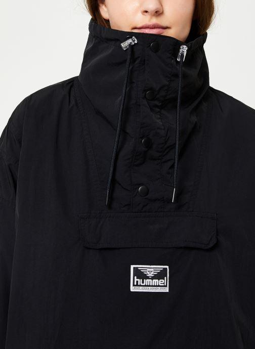 Vêtements Hummel Hmlcalista Half Zip Jacket Noir vue face