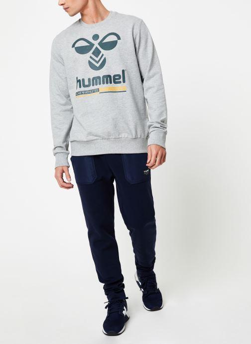Vêtements Hummel Hmlwin Sweatshirt Gris vue bas / vue portée sac