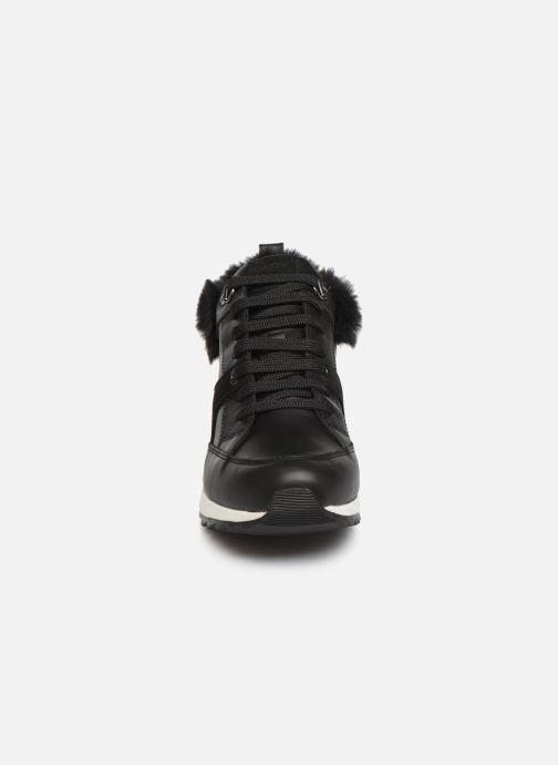 Baskets Geox DANEKOBABX Noir vue portées chaussures