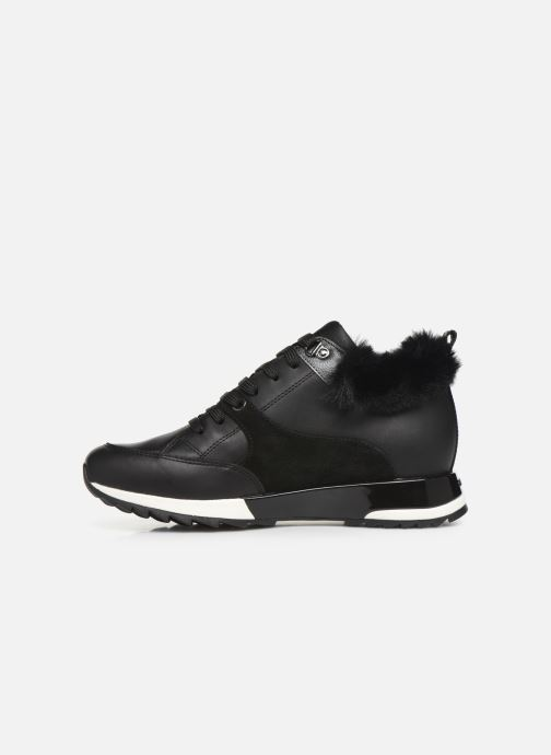 Sneakers Geox DANEKOBABX Zwart voorkant