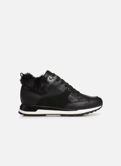 Sneakers Geox DANEKOBABX Zwart achterkant