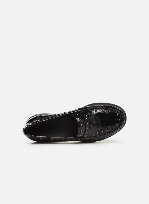 Loafers Geox DWIMBLEYMOC Black view from the left