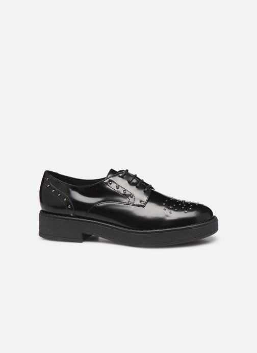 Lace-up shoes Geox DADRYA Black back view