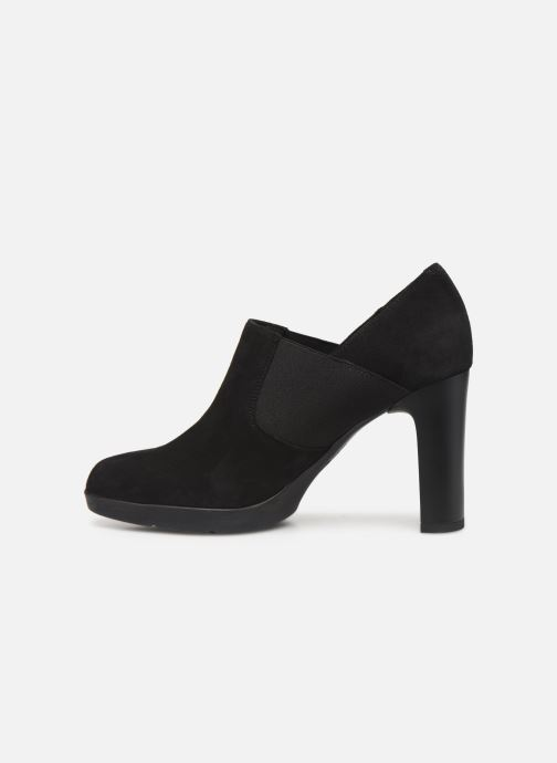 Ankle boots Geox DANNYAlow Black front view