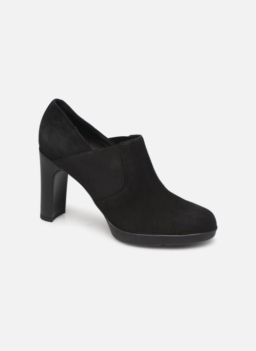 Ankle boots Geox DANNYAlow Black detailed view/ Pair view