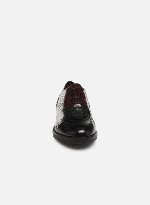 Chaussures à lacets Geox DBETTANIEderby Multicolore vue portées chaussures